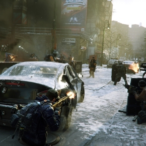 Ubisoft Releases 'Tom Clancy's The Division' Official LaunchTrailer
