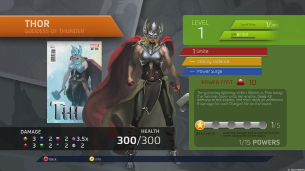 Thor Goddess of Thunder_MPQ Console