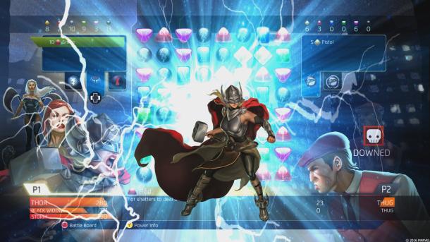 Thor_Goddess of Thunder_MPQ Console