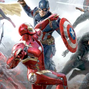 Ranking Marvel's Phase 1 and2