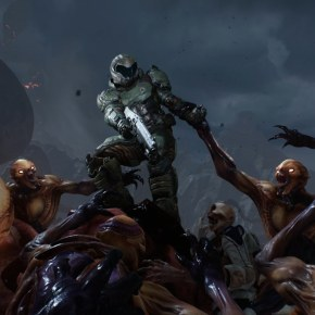 DOOM Launch Trailer Released