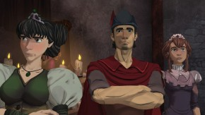 King's Quest Episode 3 – Once Upon a Climb Review: That's the Tower of Love