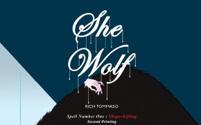 'She Wolf #1' Getting Second Printing