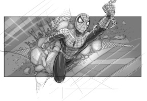 Concept Art For Sam Raimi's 'Spider-Man 4' Shows Would Be Villians