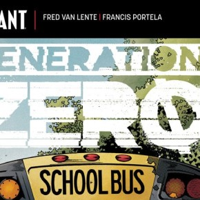 PREVIEW: Generation Zero#1