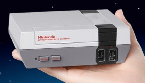 Nintendo Announces Mini-NES & I Kind of Need It Now