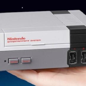 Nintendo Announces Mini-NES & I Kind of Need ItNow