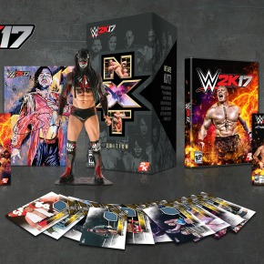 WWE 2K17 Collector's Edition is All About NXT