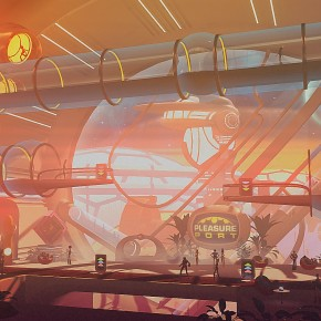 Headlander Review: Head-Cheese