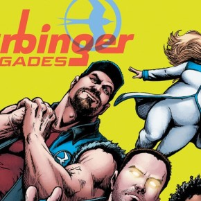PREVIEW: Harbinger Renegades#1