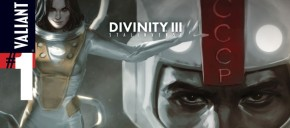 PREVIEW:  Divinity III: Stalinverse #1