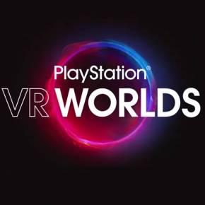 PlayStation VR Day: PlayStation VRWorlds