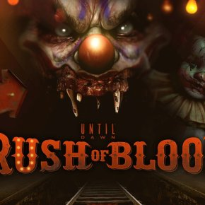 PlayStation VR Day: Until Dawn: Rush of Blood