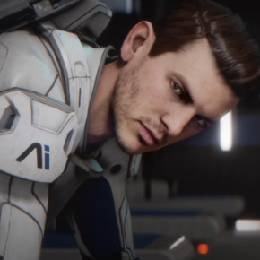 MASS EFFECT: ANDROMEDA – Official Cinematic Reveal Trailer