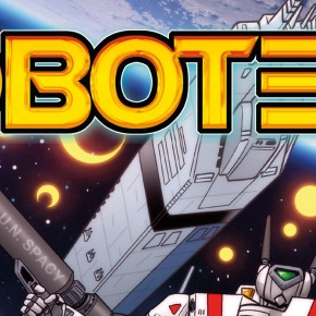 Brian Wood To Write Robotech's New Frontier With Titan Comics