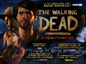 [GIVEAWAY ENDED] The Walking Dead – A New Frontier Season Pass on Steam