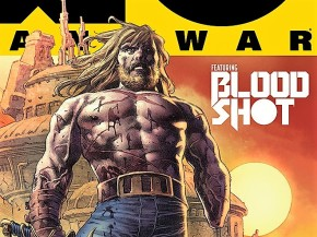 Valiant Leads Free Comic Book Day 2017 with VALIANT: X-O MANOWARSpecial