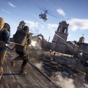 'Ghost Recon: Wildlands' Closed Beta Coming February 3