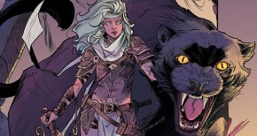 'Wonder Woman' Writer Meredith Finch and Ig Guara Launching 'Rose'