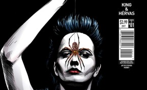Penny Dreadful #1 Variant Covers and Art PreviewRevealed