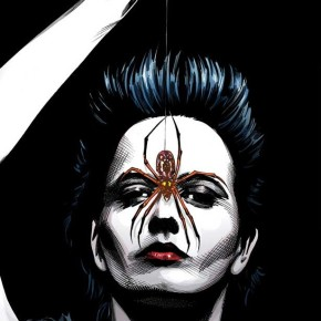 Penny Dreadful #1 Variant Covers and Art Preview Revealed