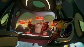 Psychonauts in the Rhombus of Ruin Review: Ruining a Legacy