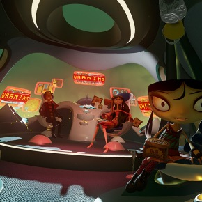 Psychonauts in the Rhombus of Ruin Review: Ruining aLegacy