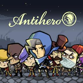 Award Winning Indie Digital Board Game 'Antihero' Gets Summer LaunchDate