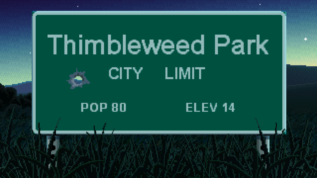 Thimbleweed Park Review – A Meta-Adventure Game