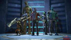 'Marvel's Guardians of the Galaxy: The Telltale Series' – Episode One Trailer