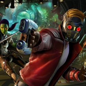 Guardians of the Galaxy Episode 1 – Tangled in Blue Review: Imposters