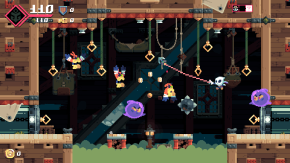 Flinthook Review: Here There Be SpacePirates