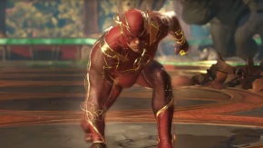 'Injustice 2' The Flash Gameplay Trailer