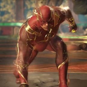 'Injustice 2' The Flash GameplayTrailer
