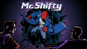 Mr. Shifty Review: You Gotta Get Shifty inHere