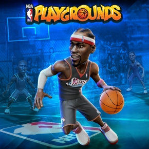 Saber Interactive Announces 'NBA Playgrounds'