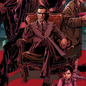 Supernatural Forces Collide in New Image Comics Series 'Sacred Creatures'