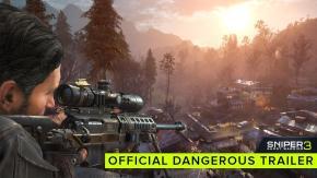 Sniper Ghost Warrior 3 – Official DangerousTrailer