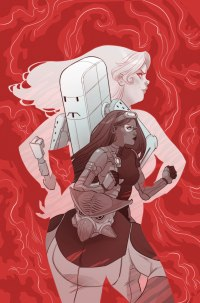 FAITH AND THE FUTURE FORCE #1 – Variant Cover by Marguerite Sauvage