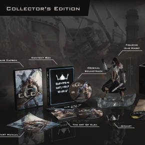 ELEX Release Date Announced, Collector's Edition Unveiled