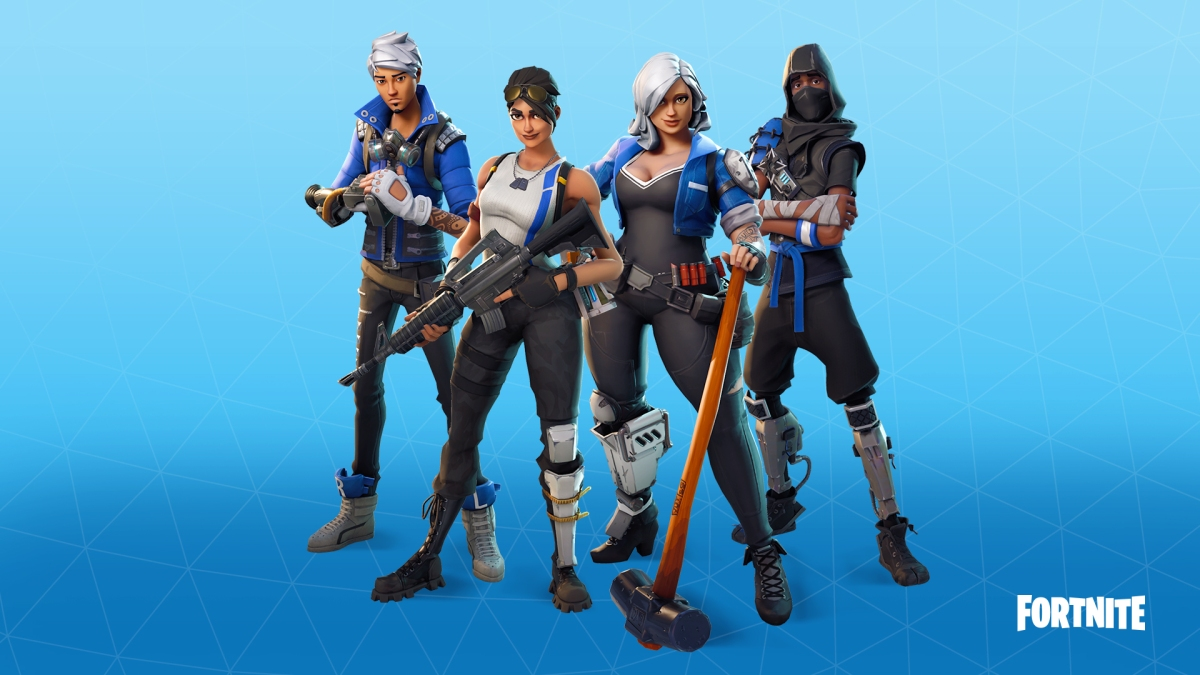 'Fortnite' Gets Four PlayStation-Exclusive Heroes