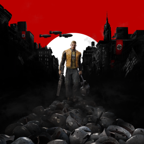 WOLFENSTEIN II: THE NEW COLOSSUS Set For Global Launch Ooctober 27, 2017
