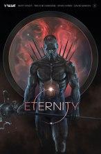 ETERNITY #1 (of 4) – Cover A by Jelena-Kevic Djurdjevic
