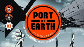 New Sci-Fi Comic Series 'Port of Earth' Coming ThisFall