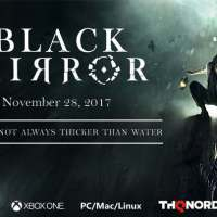 THQ Nordic Announces New 'Black Mirror', Releases This November