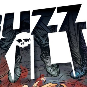 'Buzzkill' Finds New Home With Image Comics This September