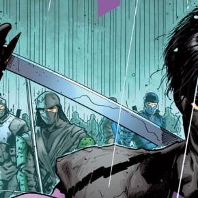 PREVIEW: Ninja-K #1