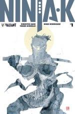 NINJA-K #1 – Ninjak Icon Variant by David Mack