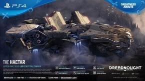 'Dreadnought' Enters Open Beta onPS4