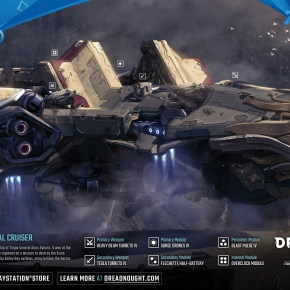 'Dreadnought' Enters Open Beta on PS4